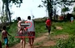 Atualizada! Identificado garoto de 13 anos que morreu ao se afogar em represa