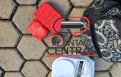 Polícia Rodoviária Federal apreende quase 1,5kg  de pasta base de cocaína  durante abordagem e fiscalização de rotina