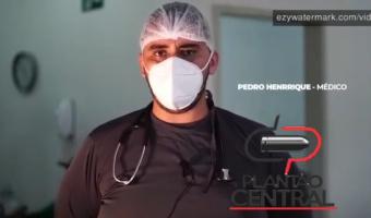 Hospital Municipal  e Hospital  HCR atigem limite máximo  em Leitos de UTI contra covid-19, veja vídeo