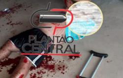 Por fofoca! Homem sofre tentativa de homicídio a golpes de facão