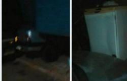 VEJA VÍDEO: caminhoneiro sofre mal súbito, atinge carro e invade casa em posto na BR 364