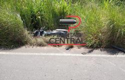 Atualizada! ocupante da motocicleta envolvida no acidente na RO 473, sofre parada cardiorrespiratória e morre durante deslocamento até ao Hospital