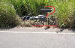 Identificado vítima que morreu após acidente na RO 473, Os dois ocupantes não usavam capacete