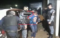 Bandido tenta roubar residência  de Policial e é recebido a tiros