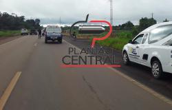 Homem morre em acidente de trânsito durante deslocamento para propriedade rural