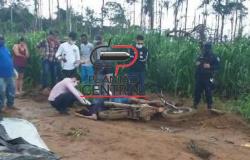 Homem é  executado a tiros em assentamento