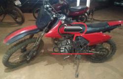 Jovem é  preso com motocicleta adulterada realizando direção perigosa