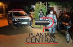 Força Tática  prende dupla armada com pistola no Val Paraíso