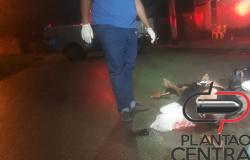 Travesti é  encontrado morto  no bairro União  II