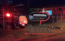 Homem é  morto a facadas no bairro Urupá, três  pessoas são detidas