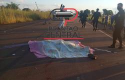 Motociclista morre ao tentar atravessar a BR 429