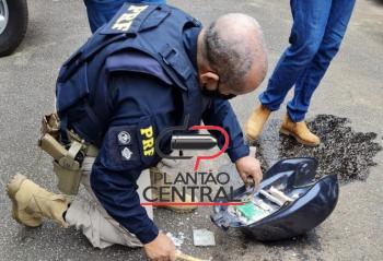 Dupla de Ji-Paraná é presa com  mais de  6 kg de cocaína no estado do  Acre