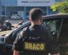 Policia Civil deflagra Operação Colapso em Ji-Paraná