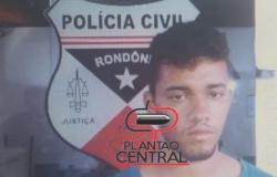 Polícia Civil de São  Francisco recaptura foragido de Cacoal  de alta periculosidade