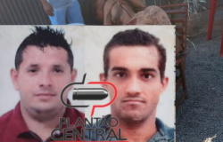 Dois homens são executados a tiros enquanto  bebiam em lanchonete em Ji-Paraná