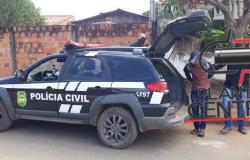 Polícia Civil  de  Presidente Médici prende criminoso do estado de São Paulo  por tráfico de drogas