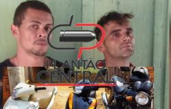 Polícia Civil prende dupla suspeita de vários roubos e recupera três motocicletas