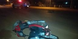 Sargento do Corpo de Bombeiros é atropelado por caminhonete, condutor se escondeu no motel e não presta socorro