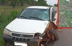 Motociclista morre após ser colididos por Pick UP em Rodovia na zona da mata