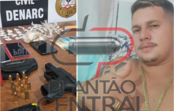 Operação Horus! Polícia Cívil prende traficante que realizaria cavalgada regada a cocaína e bebida alcoólica na zona rural