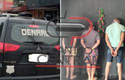 Escravo do vício! Polícia Cívil prende mulher que usava usuário para comercializar drogas