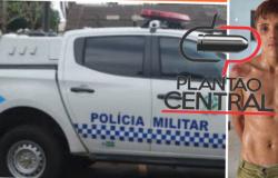 Ladrão cagão! Polícia Militar prende jovem que vagava e urinava em residências após fazer furto