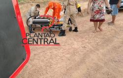 Corpo de Bombeiros socorre mulher até ao Hospital após capotamento