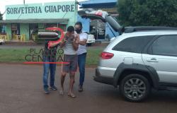 Crápula! Polícia Cívil e Polícia Militar predem suspeito de matar garoto de 10 anos, crime chocou o estado de Rondônia