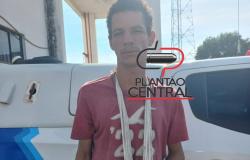 Guarnição de Rádio Patrulha recaptura foragido da Justiça em Ji-Paraná com dois mandados de prisão contra o criminoso