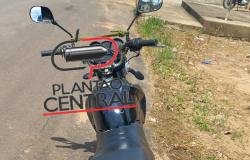 Polícia Militar recupera motocicleta com registro de roubo ou furto em Ji-Paraná