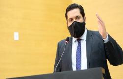 Na UTI: Deputado estadual Jean Oliveira com 70% dos pulmões comprometidos devido COVID-19