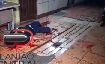 Jovem é executado com 10 tiros de pistola em quarto de hotel em Rondônia