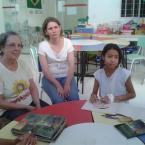hauahuahauhauhauahhauhauahuahuahauhuVisita do Girassol Amarelo ao Hospital Júlio Muller