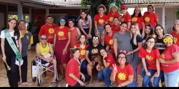 Grupo Vermelho - Fundação Abrigo do Bom Jesus de Cuiabá