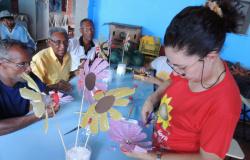 Visita Casa de Apoio Esperança -  Grupo Amarelo 14/03