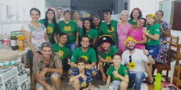Grupo Verde - Casa Transitória Irmã Dulce 15/02/2020
