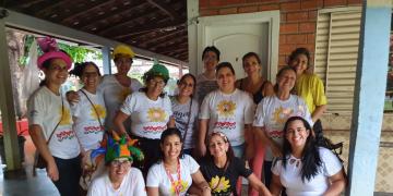 Grupo Branco - Fundação Abrigo do Bom Jesus de Cuiabá 15/02/2020