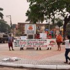 Prefeita de Várzea Grande não paga RGA, mas investe dinheiro em Praça