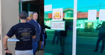 Sintep/VG continua a pressão sobre a Câmara de Vereadores