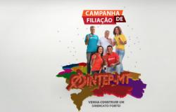 Sintep-MT fortalece filiação com Campanha até dezembro