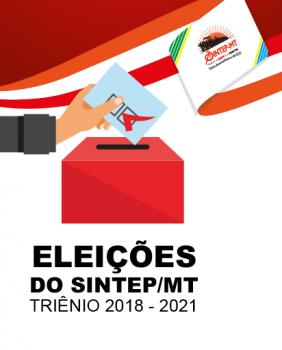 Eleições Sintep/MT