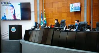 Declarações da Secretária de Estado de Educação em sabatina na ALMT frustram expectativas