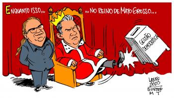 GESTÃO DEMOCRÁTICA: Sintep/MT rejeita Portaria que suspende eleições para escolha de gestores escolares