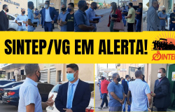 Sintep/VG alerta: Projetos do Executivo são manobras para reduzir direitos dos servidores públicos de VG