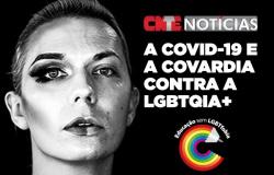 "Jornal Mural - ""A COVID-19 e a covardia contra a LGBTQIA+"""