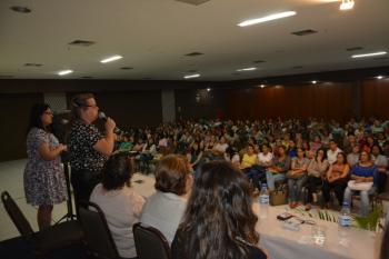 Seminário de alfabetização discute inclusão e interdisciplinaridade