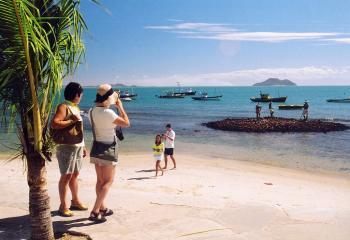 Turistas estrangeiros devem injetar US$ 9,2 bilhões na economia
