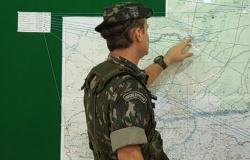 Armas e drogas entram livremente pela Amazônia