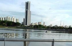 Secretarias e Órgãos do Estado lançam esgoto no Parque das Águas