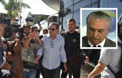 Aliado de Temer, Henrique Eduardo Alves é preso por corrupção e lavagem de dinheiro